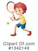 Tennis Clipart #1342149 by Graphics RF