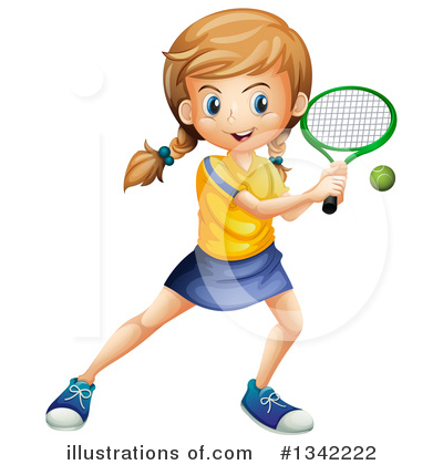 Sports Clipart #1342222 by Graphics RF