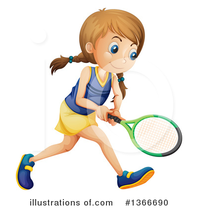 Sports Clipart #1366690 by Graphics RF