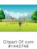 Tennis Clipart #1443748 by Graphics RF