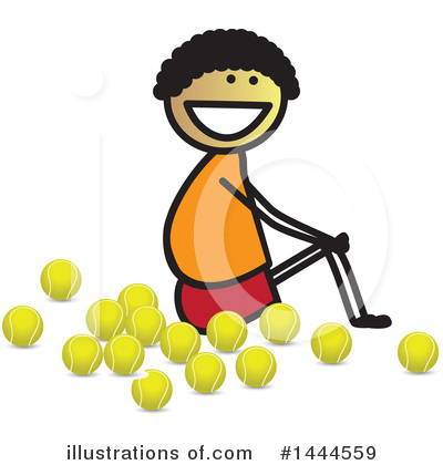 Boy Clipart #1444559 by ColorMagic