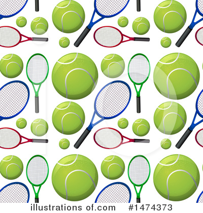Tennis Clipart #1474373 by Graphics RF