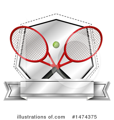 Tennis Clipart #1474375 by Graphics RF