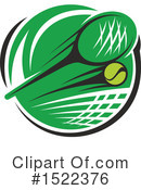 Tennis Clipart #1522376 by Vector Tradition SM
