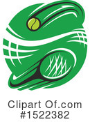 Tennis Clipart #1522382 by Vector Tradition SM