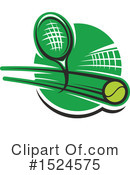Tennis Clipart #1524575 by Vector Tradition SM