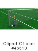 Tennis Clipart #46613 by KJ Pargeter