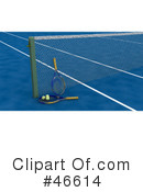 Tennis Clipart #46614 by KJ Pargeter