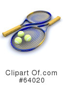 Tennis Clipart #64020 by KJ Pargeter