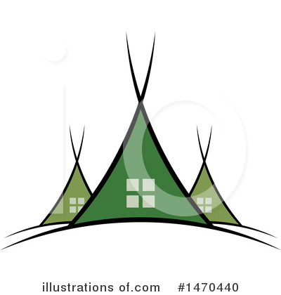 Camping Clipart #1470440 by Lal Perera