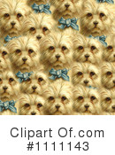 Royalty-Free (RF) Terrier Clipart Illustration #1111143