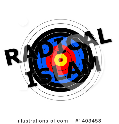 Royalty-Free (RF) Terrorism Clipart Illustration by oboy - Stock Sample #1403458