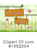 Thank You Clipart #1052204