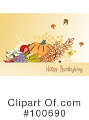 Thanksgiving Clipart #100690