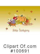 Thanksgiving Clipart #100691