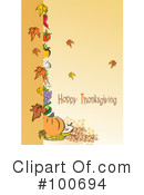 Thanksgiving Clipart #100694