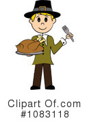 Thanksgiving Clipart #1083118 by Pams Clipart