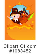Royalty-Free (RF) Thanksgiving Clipart Illustration #1083452