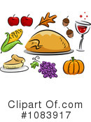 Thanksgiving Clipart #1083917