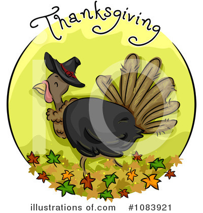 Thanksgiving Clipart #1083921 by BNP Design Studio