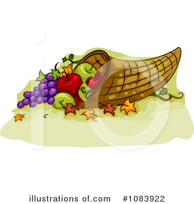 Thanksgiving Clipart #1083922 by BNP Design Studio
