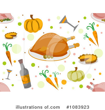 Thanksgiving Clipart #1083923 by BNP Design Studio