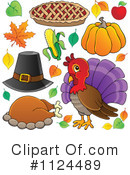 Thanksgiving Clipart #1124489 by visekart