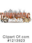 Thanksgiving Clipart #1213923 by djart