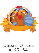 Thanksgiving Clipart #1271641 by Pushkin