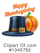 Thanksgiving Clipart #1345752 by AtStockIllustration