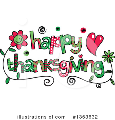 Thanksgiving Clipart #1363632 by Prawny