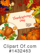 Thanksgiving Clipart #1432463 by Vector Tradition SM