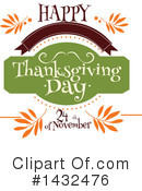 Thanksgiving Clipart #1432476