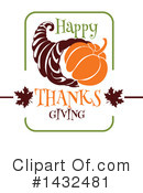 Thanksgiving Clipart #1432481