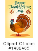 Thanksgiving Clipart #1432485 by Vector Tradition SM
