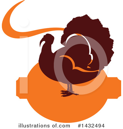 Thanksgiving Clipart #1432494 by Vector Tradition SM