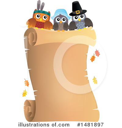 Thanksgiving Clipart #1481897 by visekart