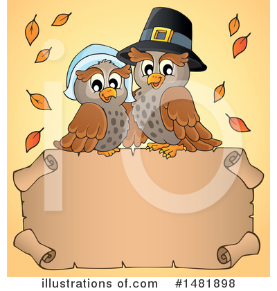 Thanksgiving Clipart #1481898 by visekart