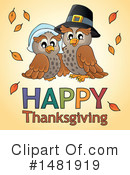 Thanksgiving Clipart #1481919
