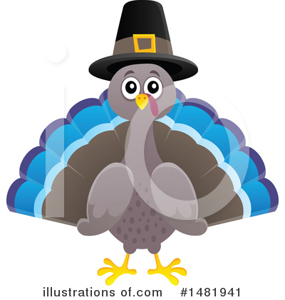 Thanksgiving Clipart #1481941 by visekart