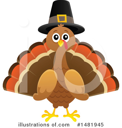 Thanksgiving Clipart #1481945 by visekart