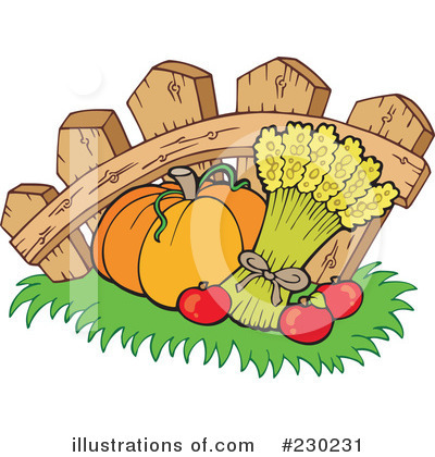 Thanksgiving Clipart #230231 by visekart