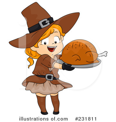 Thanksgiving Clipart #231811 by BNP Design Studio