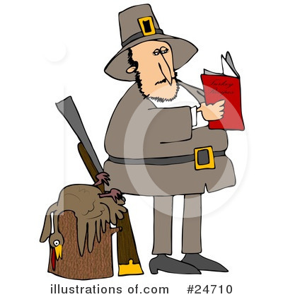 Thanksgiving Clipart #24710 by djart