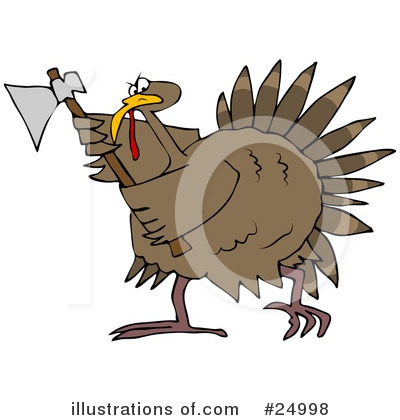 Thanksgiving Clipart #24998 by djart