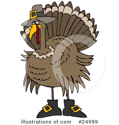 Thanksgiving Clipart #24999 by djart