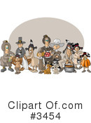 Thanksgiving Clipart #3454 by djart