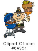 Thanksgiving Clipart #64951 by Dennis Holmes Designs