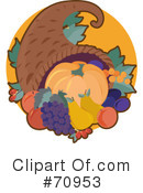 Thanksgiving Clipart #70953