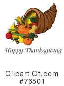 Thanksgiving Clipart #76501 by Pams Clipart